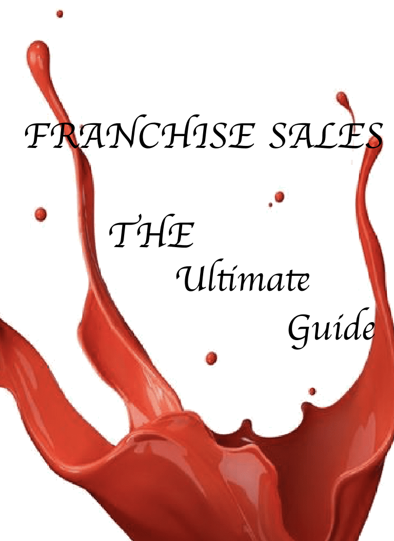 franchise sales, The ultimate guide
