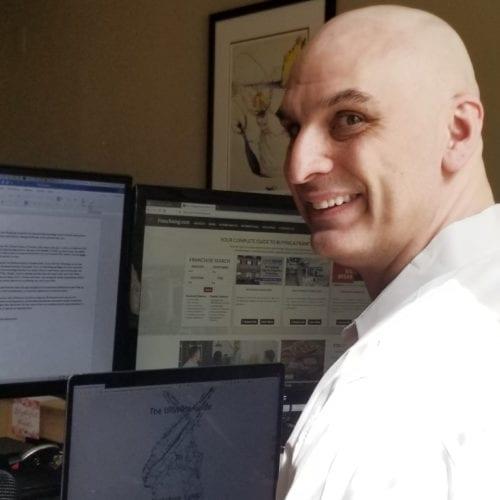 Author Michael Peterson